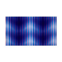 Flower Show II Key Stripe Blue Purple