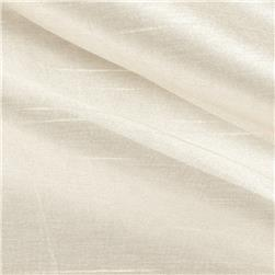 120'' Faux Dupioni Vanilla Ice Fabric