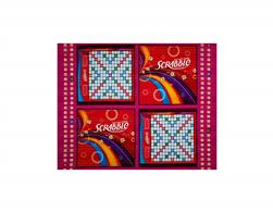 Game Night Gameboard 44 In. Panel Fuchsia