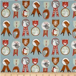 Dear Stella Folkwood Badges Polar