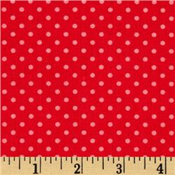 Happy Hour Dots Red
