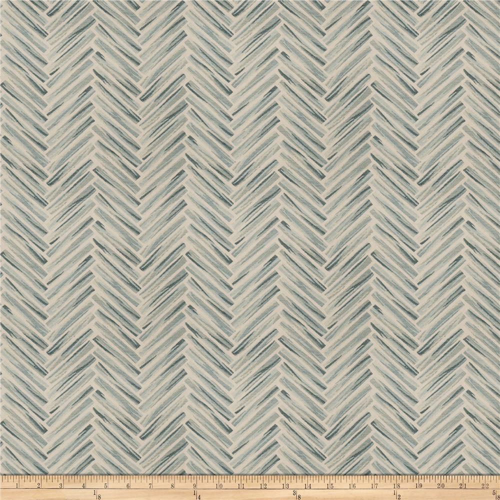 Trend 03406 Jacquard Teal