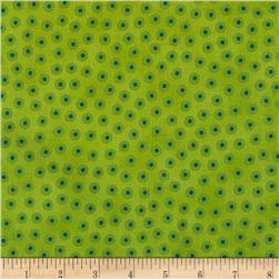 Lily's Garden Dot Toss Green