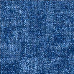 Burlap Texture Brights Denim