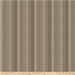 Fabricut Harris Check Silk Slate
