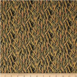 Maple Lane Metallic Wheat Black