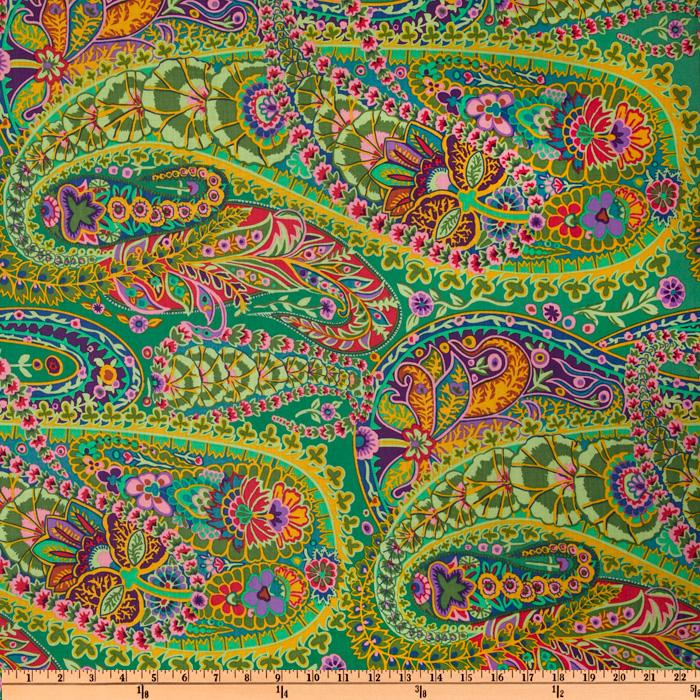 Paisley Quilting Fabric