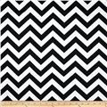 Premier Prints ZigZag Black/White