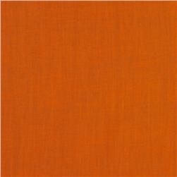 Cotton Voile Orange