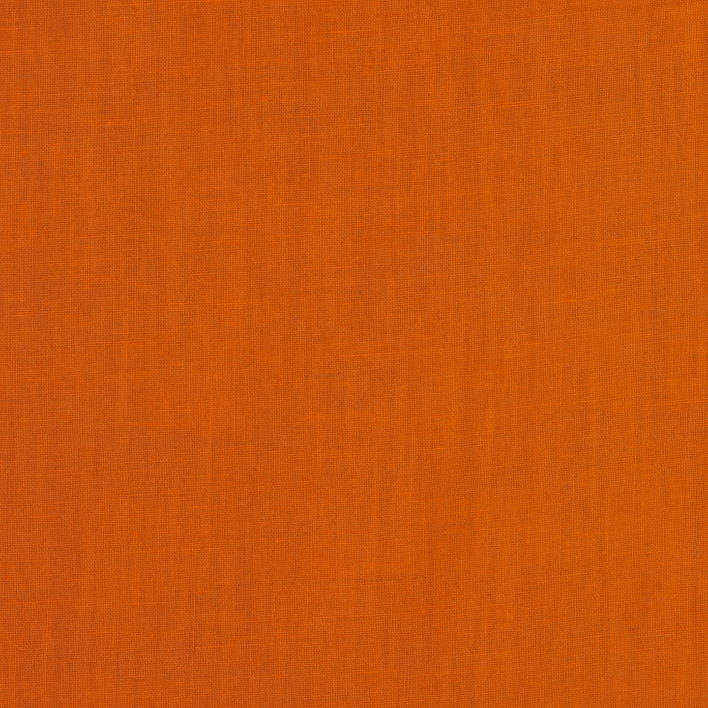 Cotton Voile Orange Fabric