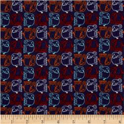 Valori Wells Bridgette Lane Elephants Flannel Purple