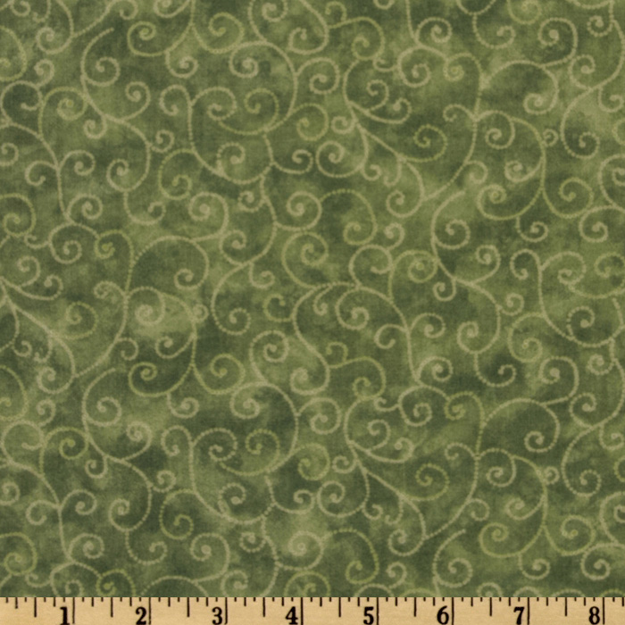 Moda Marble Swirls (9908-48) Dusty Sage