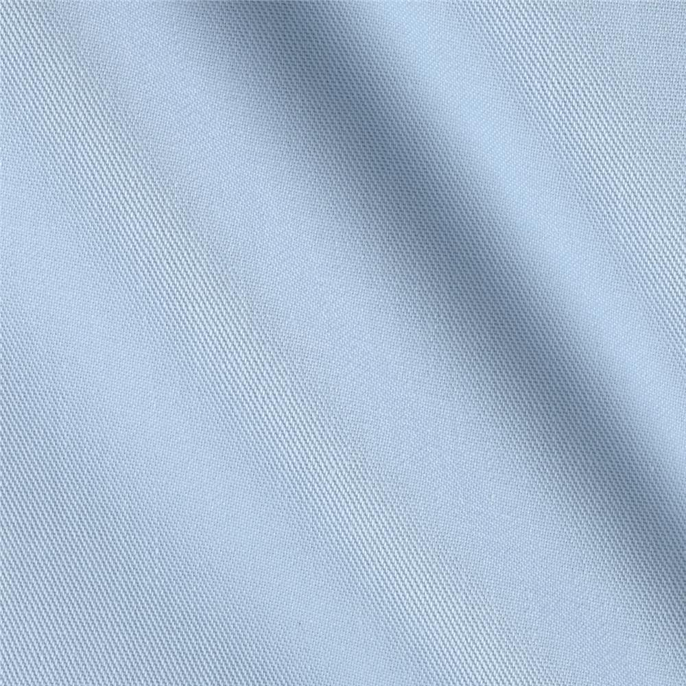 Yarn Dyed Cotton Chambray Light Blue