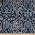 Waverly Clubroom Paisley Chenille Jacquard Luna