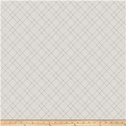 "Fabricut Calissa 112"" Sheer Grey"