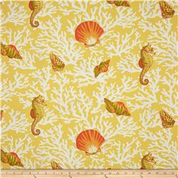Swavelle/Mill Creek Indoor/Outdoor Kittery Sunflower Fabric