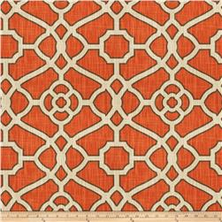 Fabricut Hakata Lattice Mandarin