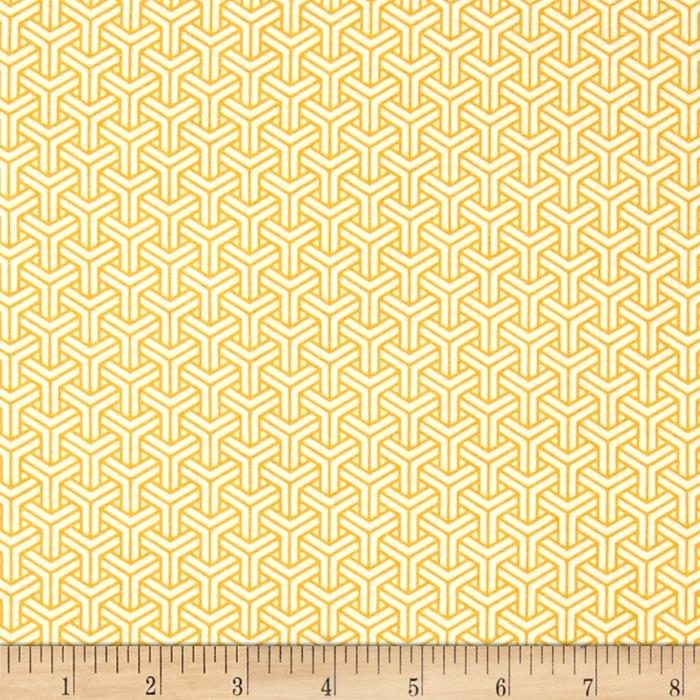 Riley Blake Fancy & Fabulous Yellow