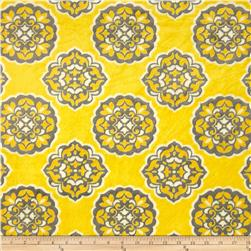 Mar Bella Minky Barcelona Cuddle Limon Fabric