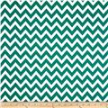 Remix Chevron Emerald