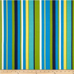 Bryant Indoor/Outdoor Topanga Stripe Lagoon