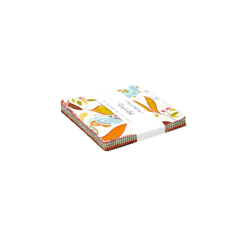 "Moda Wing & Leaf 5"" Charm Packs"