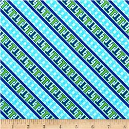Thomas the Train Steam Team Express Diagonal Stripe Blue