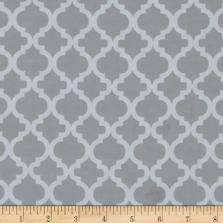 Dreamland Flannel Bella  Jasper Grey