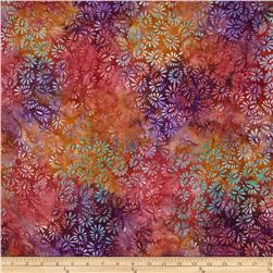 Batavian Batiks Wild Seeds Purple/Multi