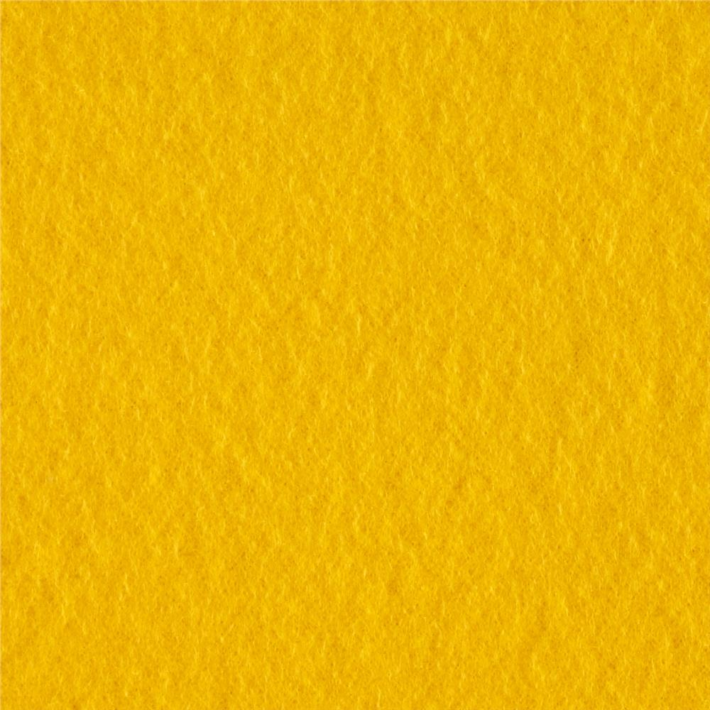Solid Fleece Bright Yellow