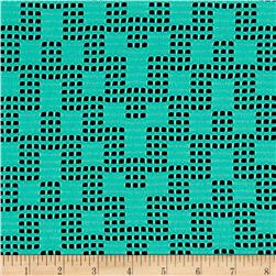 Telio Pixel Lace Double Knit Jade