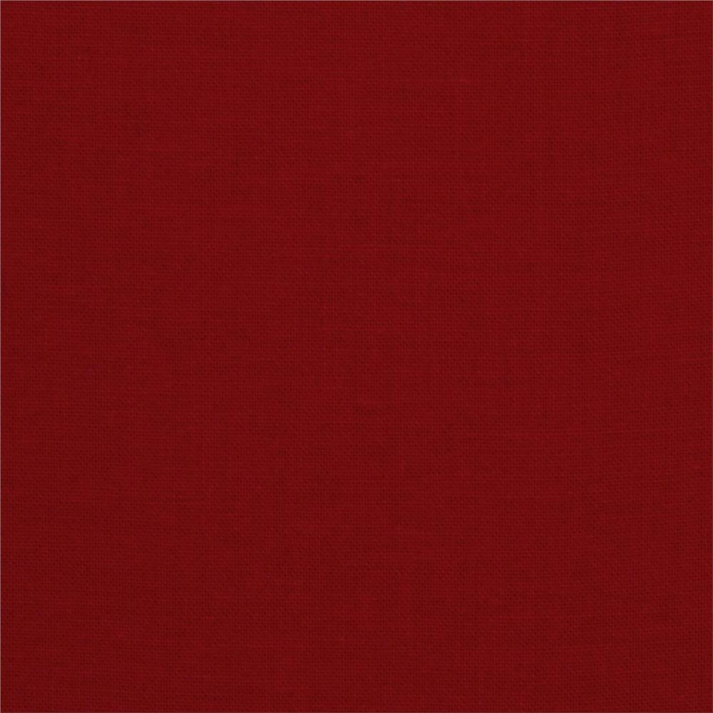 Kona Cotton Rich Red