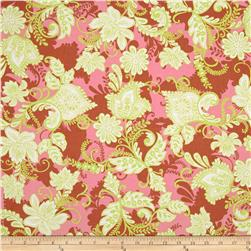 Global Bazaar Flourish Pink