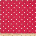 Premier Prints Mini Stars Candy Pink