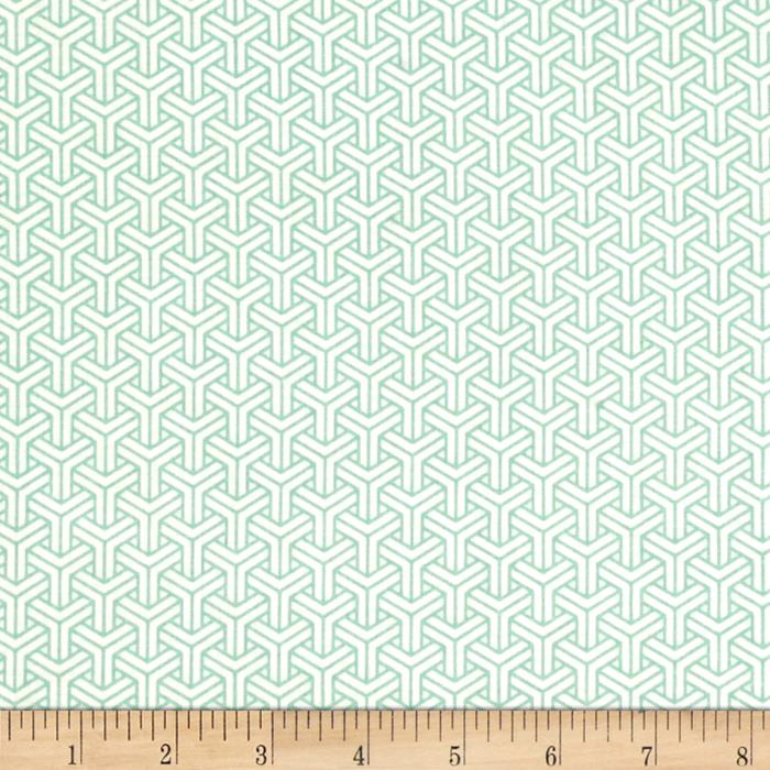 Riley Blake Fancy & Fabulous Mint