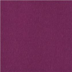Solitare Washable Blackout Drapery Fabric Merlot
