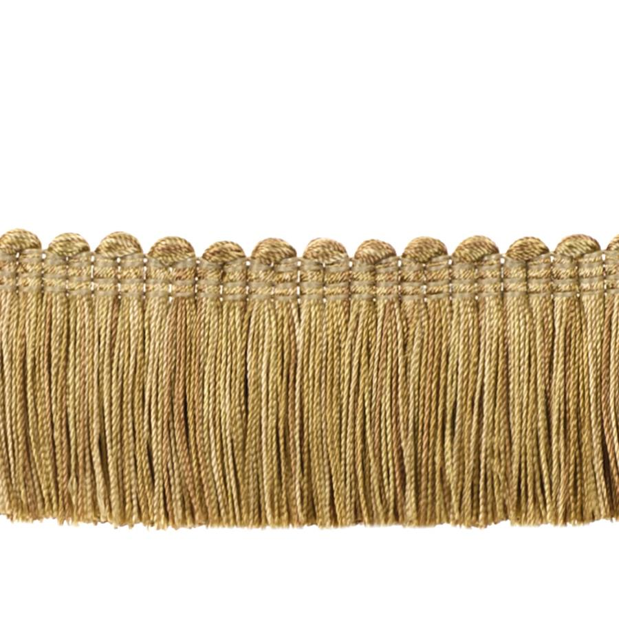 "Trend 2"" 02495 Brush Fringe Gold"