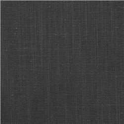 Robert Allen Slubbed Weave Charcoal Fabric