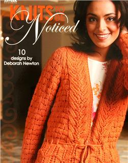 "Leisure Arts ""Knits to Be Noticed"" Book"