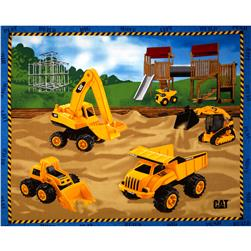 Caterpillar Nursery Playground Panel