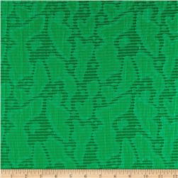 Harlow Jacquard Shirting Green