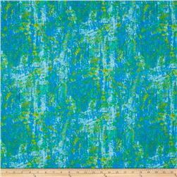 Calypso Splatter Paint Green/Blue