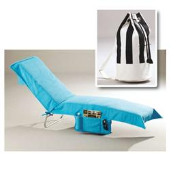 Kwik Sew Lounge Chair Cover & Beach Bag