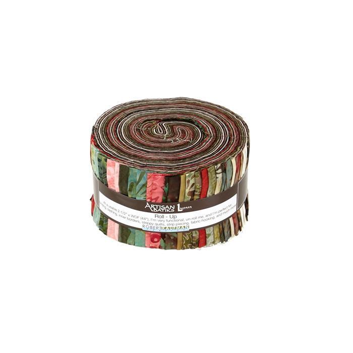 Artisan Batiks Northwoods 2.5 In. Jelly Roll Multi