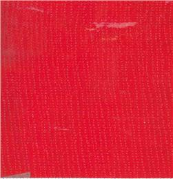 Oil Cloth Solid Red Fabric