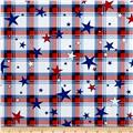Kanvas All American Plaid White