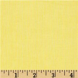 Zaza Zoo Small Stripes Yellow