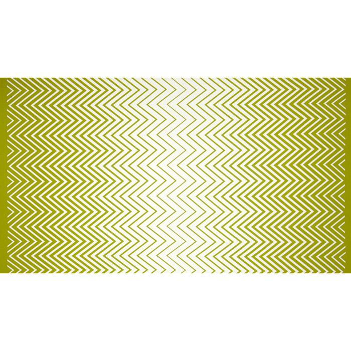 Moda Simply Colorful II Zig Zag Ombre Chartreuse