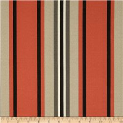 Swavelle/Mill Creek Indoor/Outdoor Trudy Stripe Red Pepper