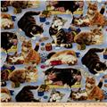 Sew Curious Cats And Sewing Notions Blue